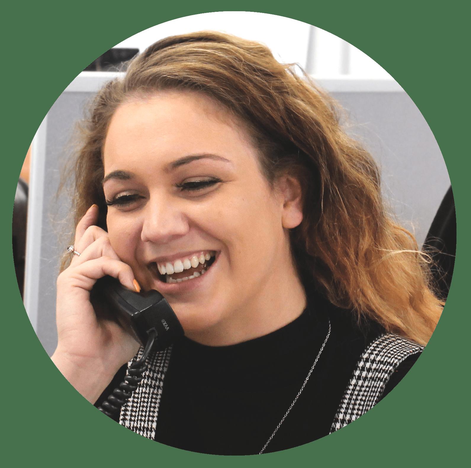UK Car Finance Happy Staff