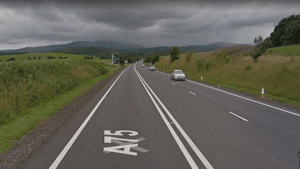 A75 Kinmount