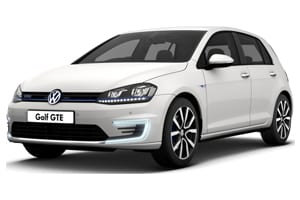 Volkswagen golf gte | best hybrid cars