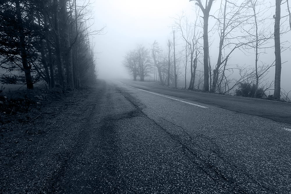 Most Haunted Roads in The UK