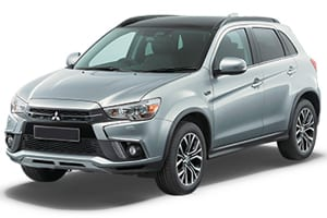 mitsubishi asx | uk car finance