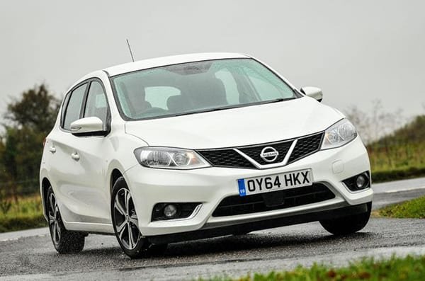 Nissan pulsar | uk car finance