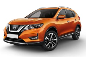 nissan x trail | uk car finance