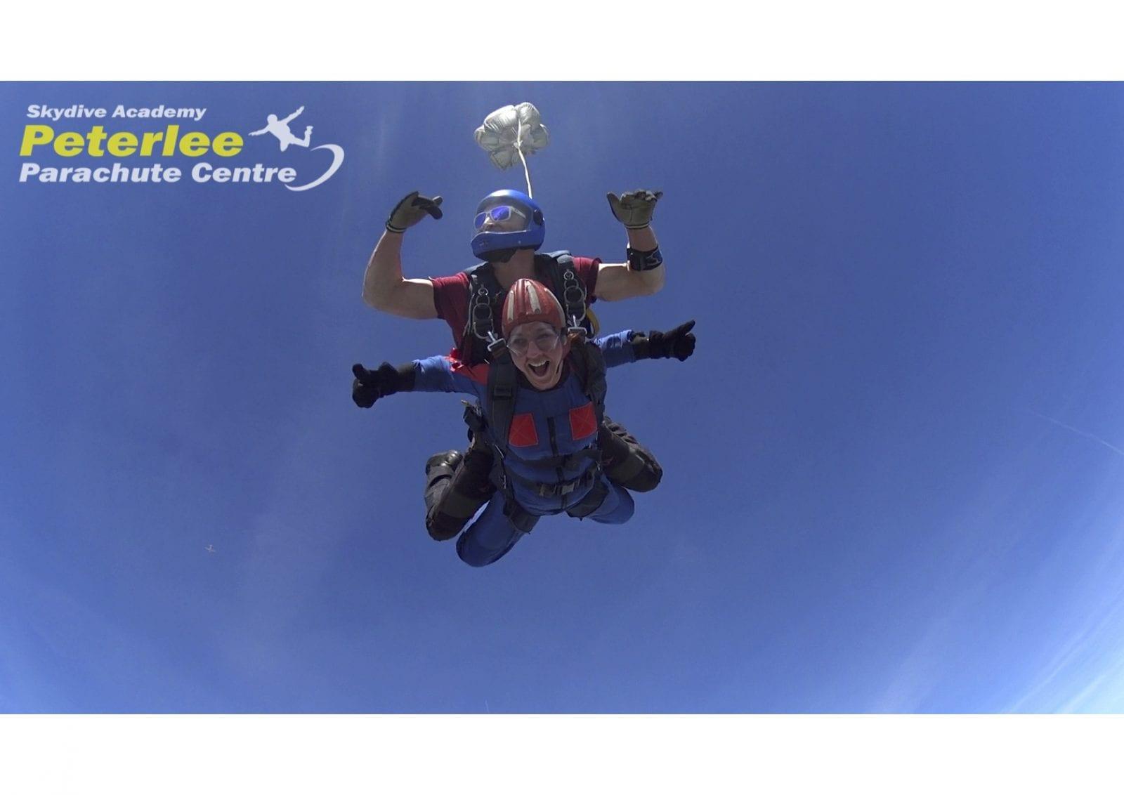 Team Skydive For Dementia UK