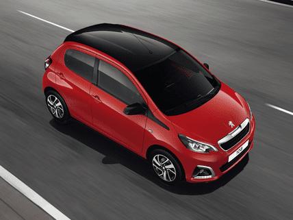 Peugeot 108 finance | uk car finance
