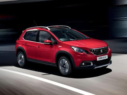 peugeot 2008 | uk car finance