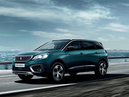 Peugeot 5008 | uk car finance