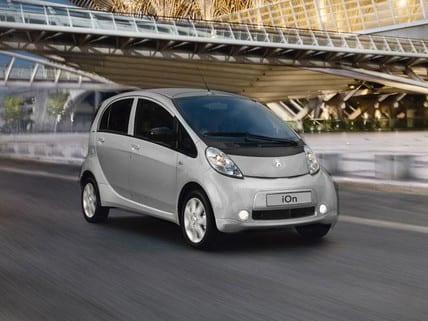 Peugeot iON | uk car finance