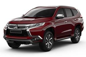 Mitsubishi Shogun Sport | uk car finance