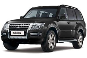mitsubishi shogun | uk car finance