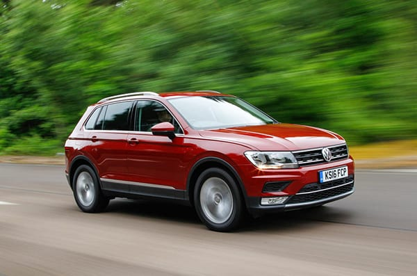 volkswagen tiguan | uk car finance