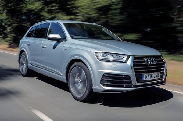 audi q7 | uk car finance