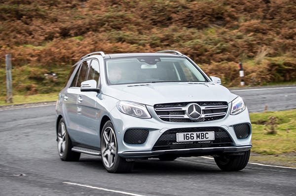 mercedes benz gle | uk car finance