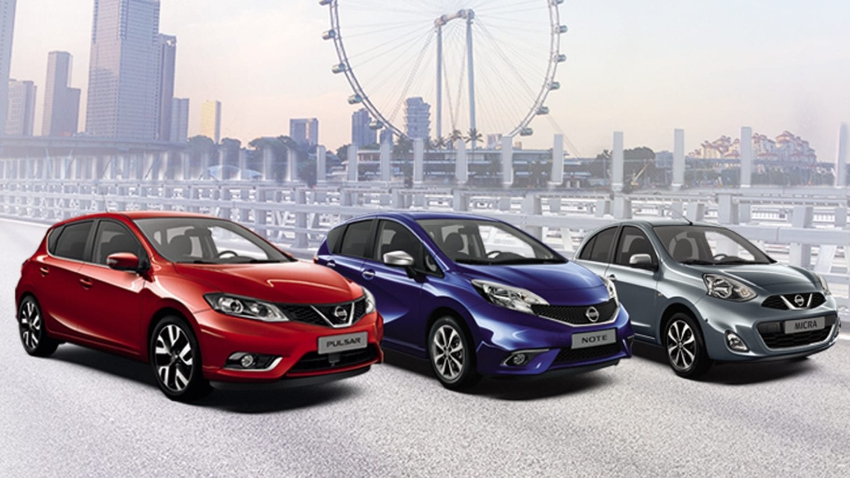 nissan range available on finance | uk car finance