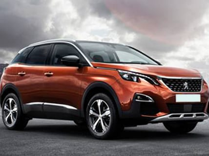 peugeot 3008 | uk car finance