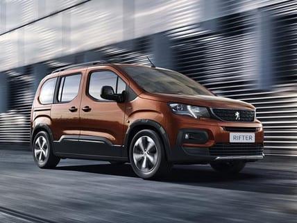 Peugeot rifter | uk car finance