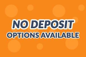 no deposit options