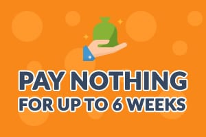 pay nothing for 6 weeks