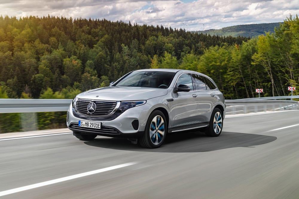 Mercedes 2019