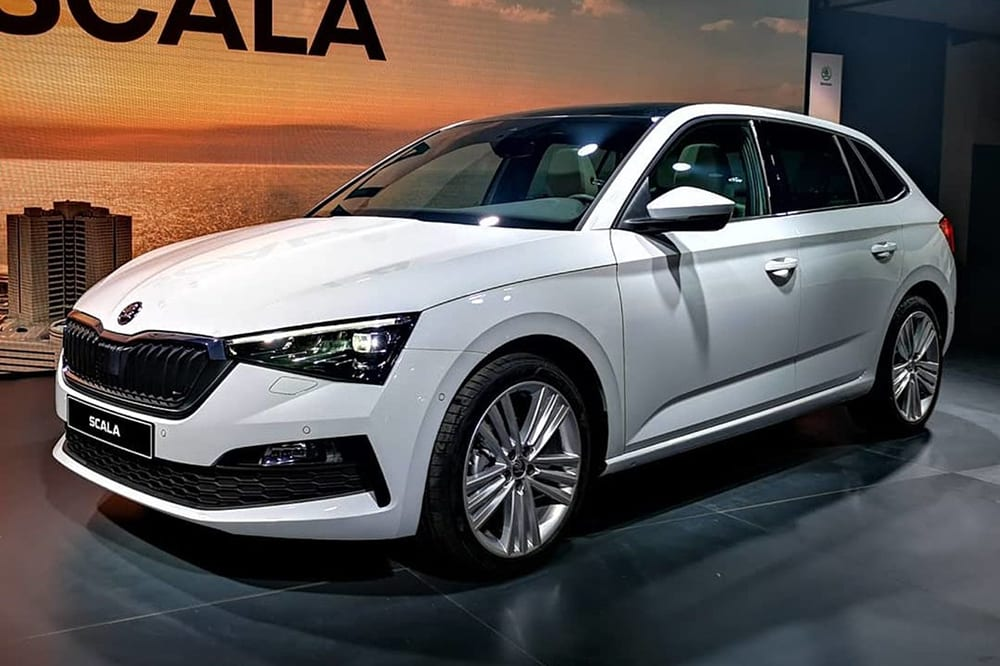 skoda scala | uk car finance