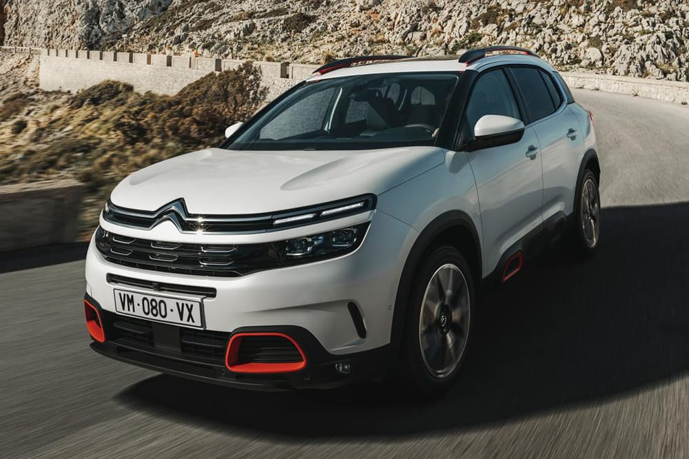 citroen c5 aircross | uk car finance
