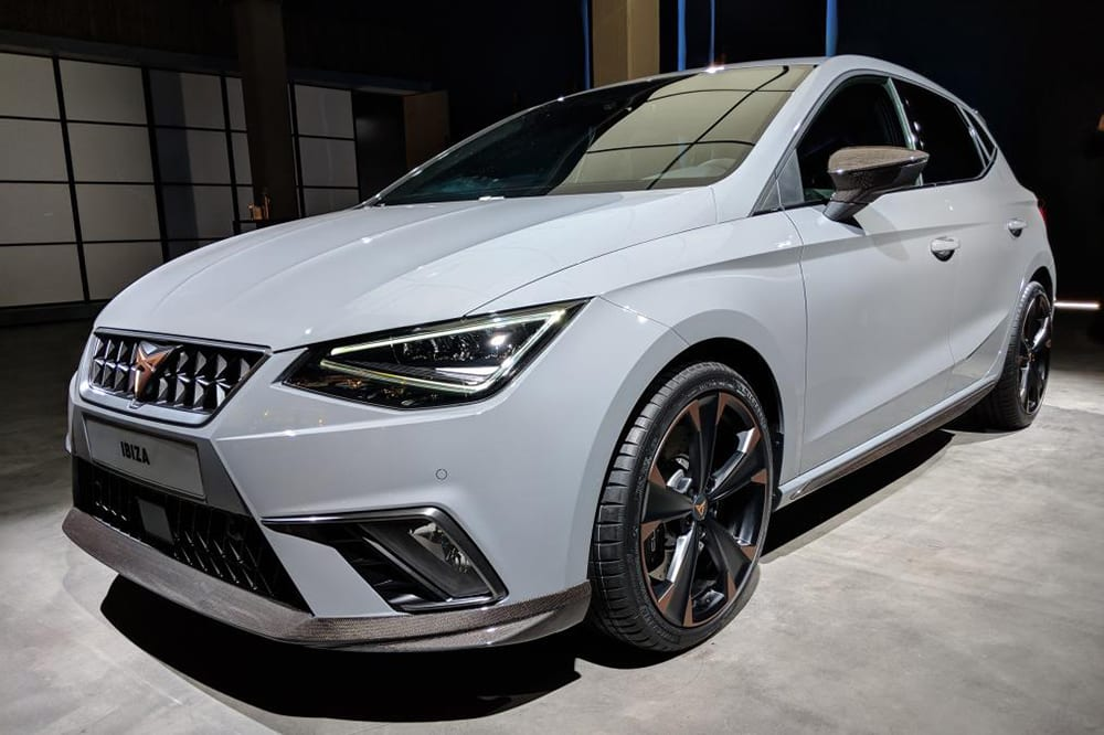 cupra ibiza | uk car finance