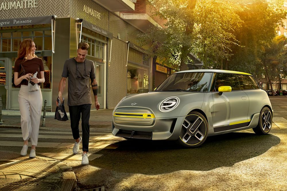 MINI EV | cars to look out for