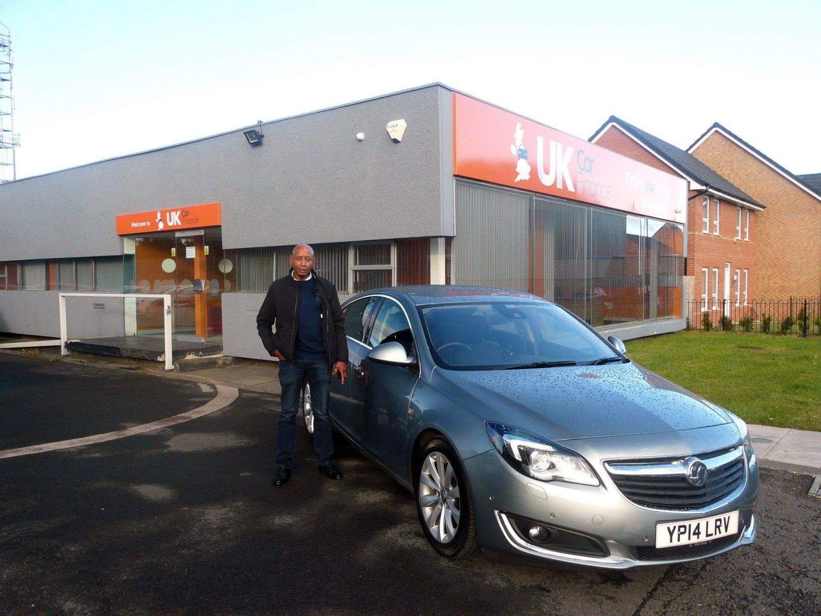 Picking up new car | uk car finance