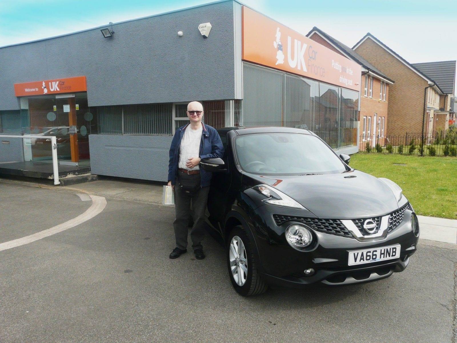 uk car finance customer | new car