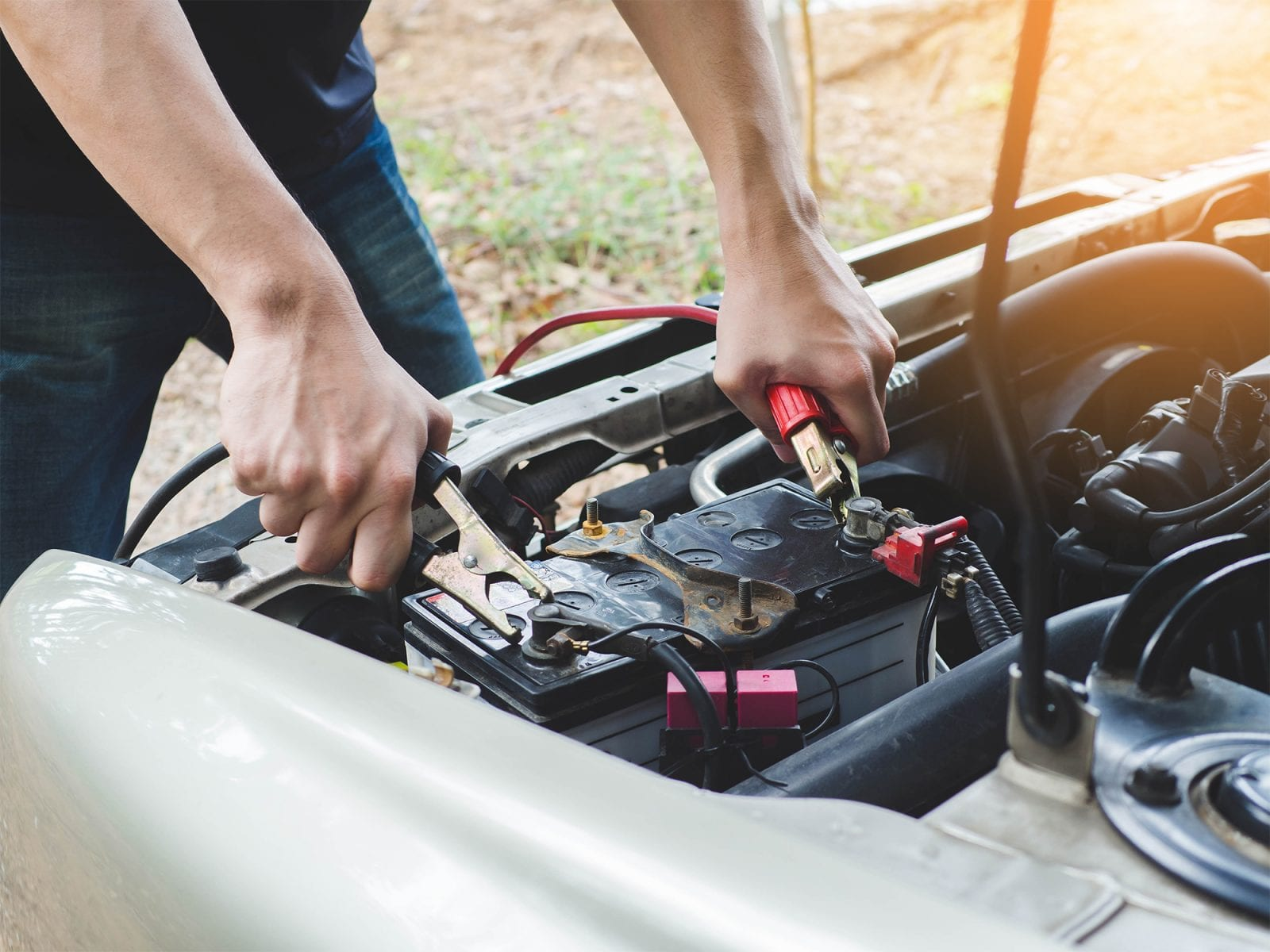 How to…change a car battery