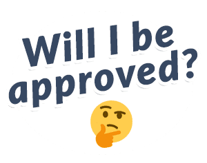 will i be approved for car finance