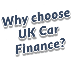 why choose uk car finance