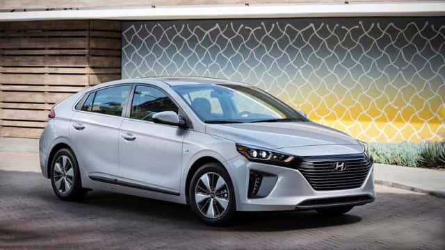 best eco-friendly cars - hyundai ioniq