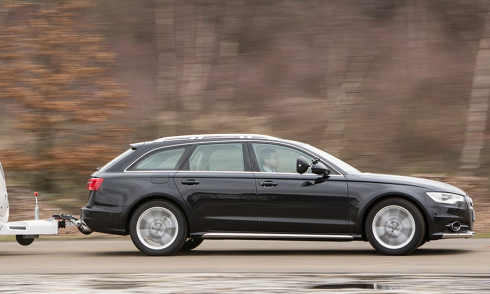 best cars for towing 2019 audi a6