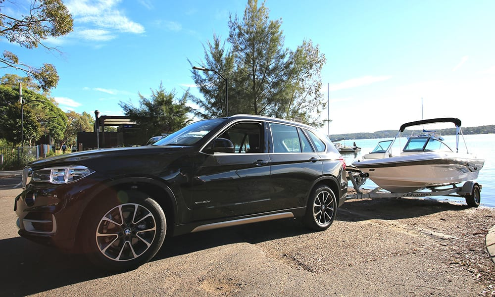 best cars for towing 2019 - bmw x5