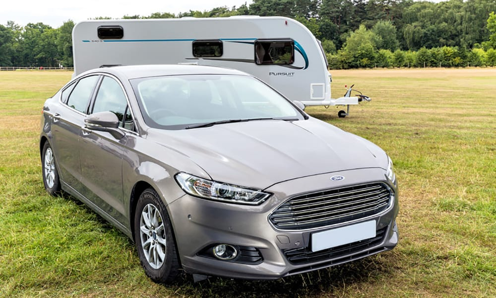 best cars for towing 2019 - ford mondeo