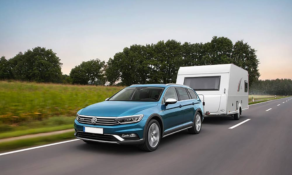 volkswagen passat best cars for towing 2019