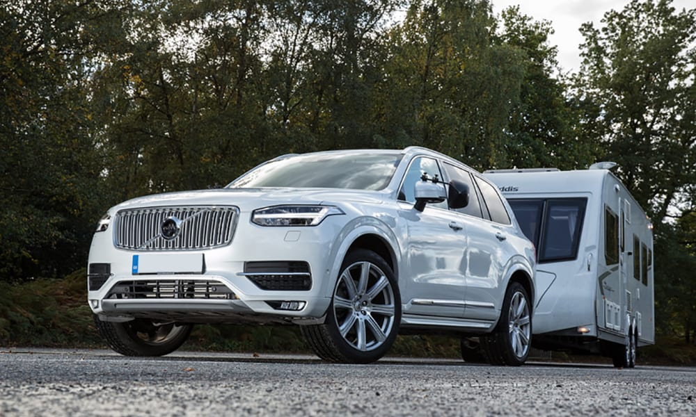 volvo xc90 best cars for towing 2019
