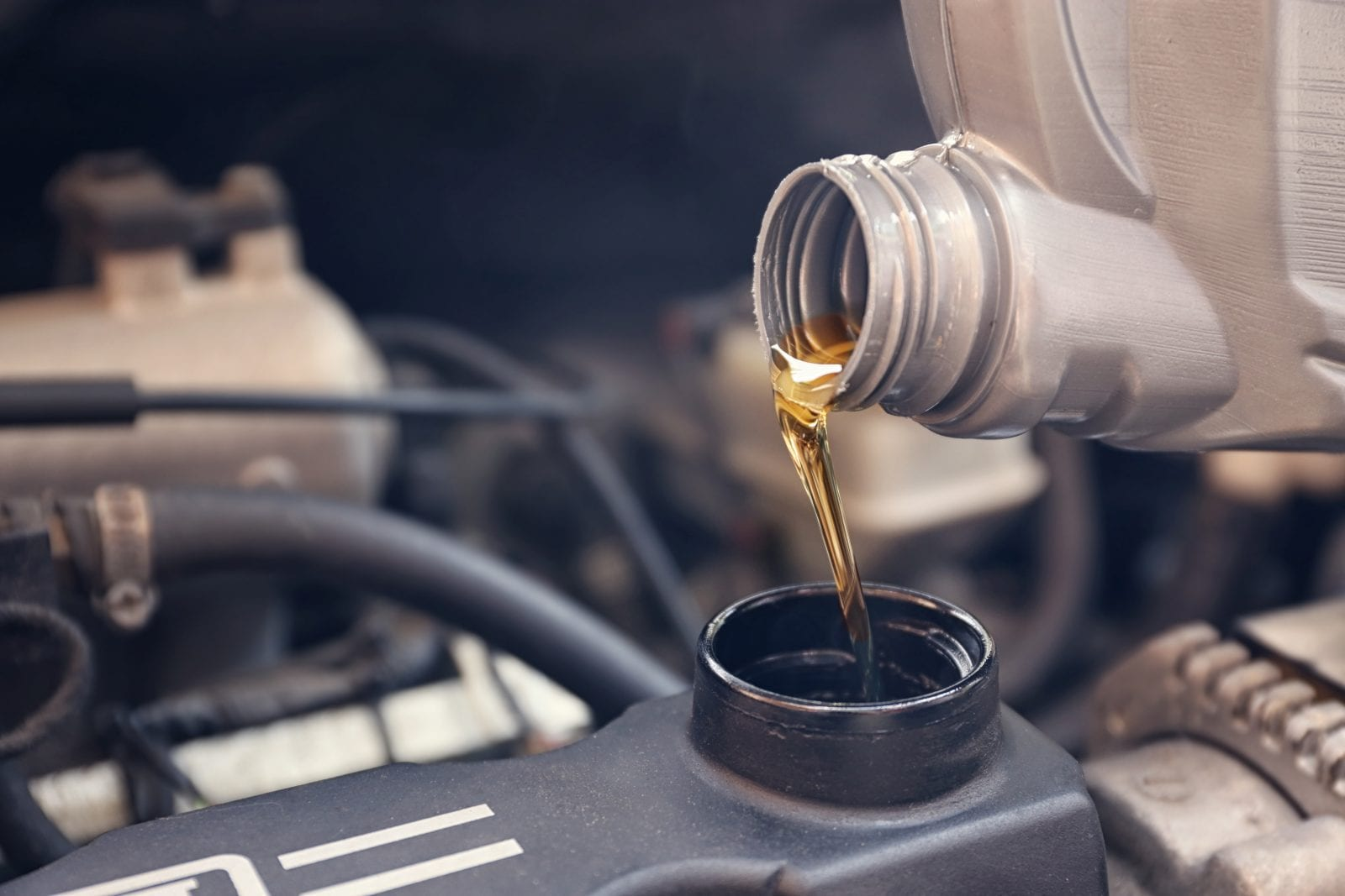 How to…change your oil