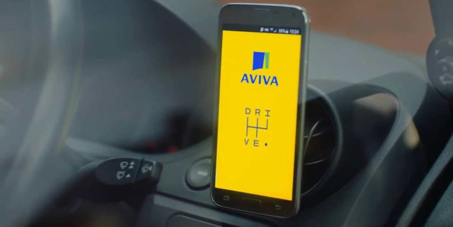aviva drive app - best driving apps 2019