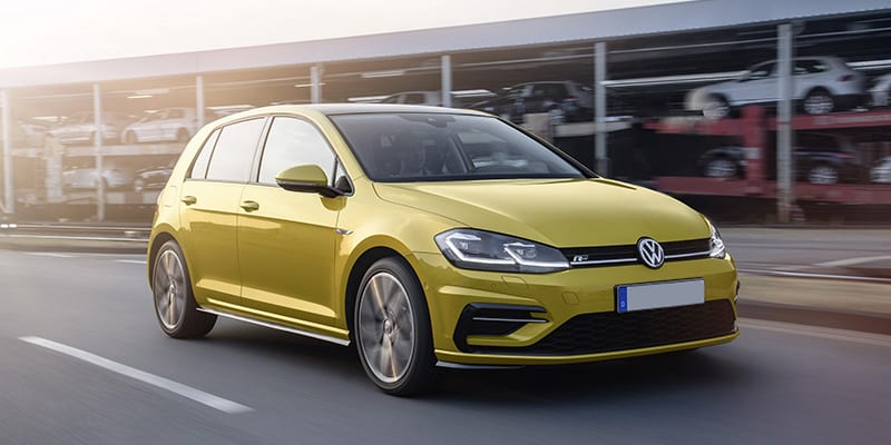 Volkswagen golf - best used cars under 10k