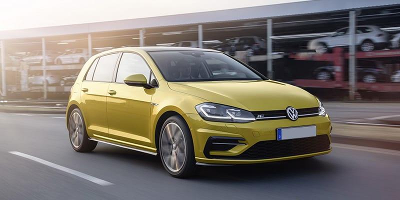 Volkswagen golf - best used cars under 10k