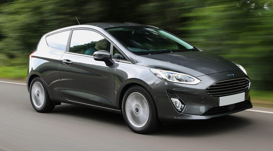 best used cars under 10k - ford fiesta