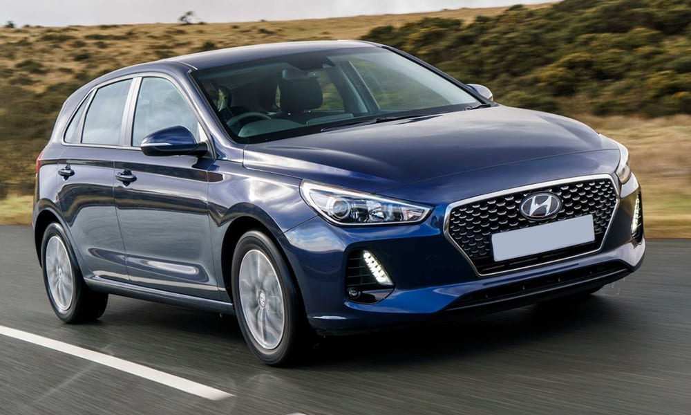 best used cars under 10k - hyundai i30