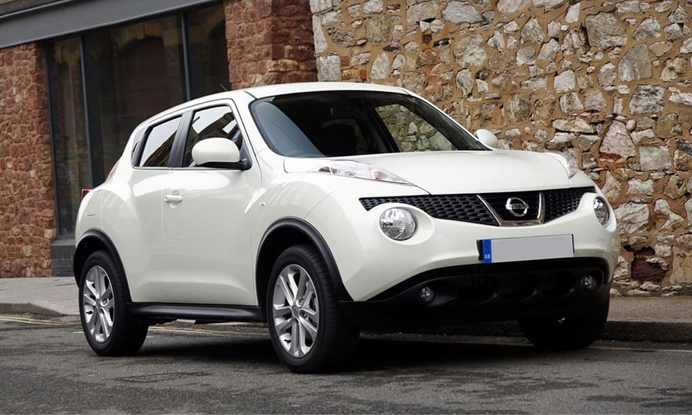 nissan juke - best used cars 10k