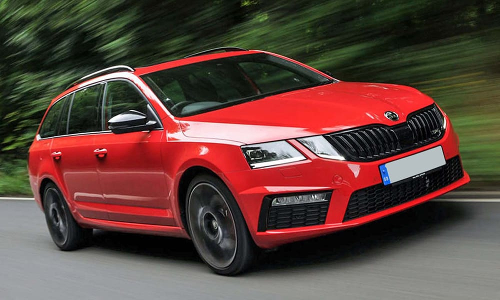 best used cars under 10k - skoda octavia