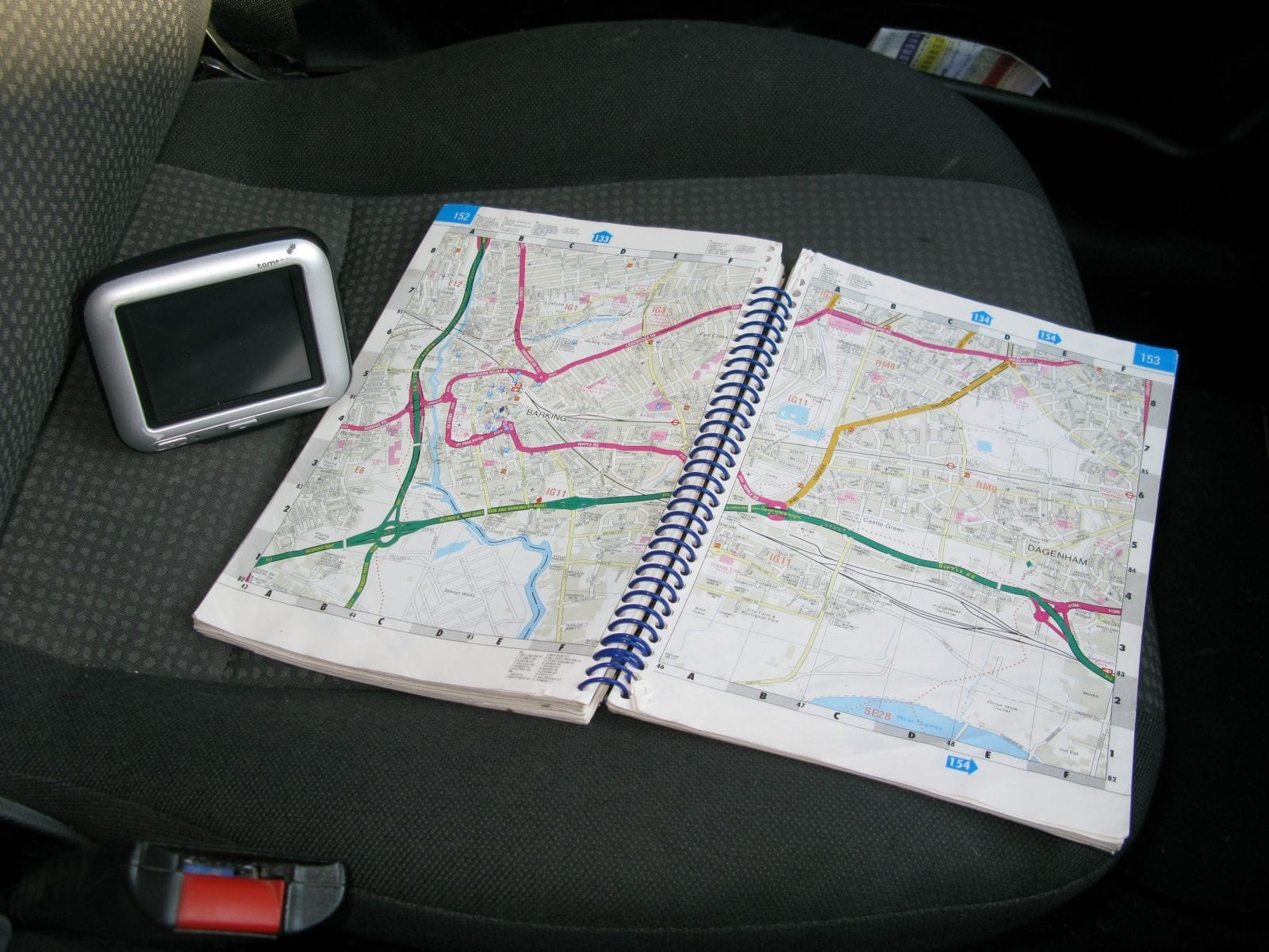 Plan your car journey