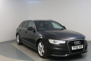 A6 Avant Audi