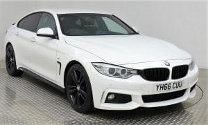 4 Series  BMW